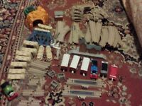 HUGE Thomas the tank engine Trackmaster bundle Inc Motorised Trains