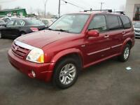 2005 Suzuki XL-7 JLX 4X4  Rouge-Red