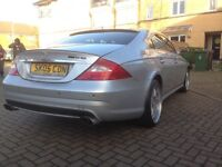 Mercedes CLS 350 AMG 7G Tronic