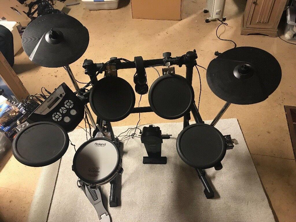 Roland TD6 Electric Drum Kit