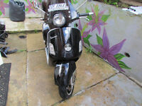 Piaggio Vespa GT 200L Granturismo, GTS Look, from 2004 in Great condition