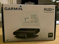 Garmin HUD+ Sat Nav Head Up Display - NEW