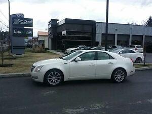 2008 Cadillac CTS 4 AWD
