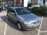 Vauxhall Corsa 1.2 petrol. Excellent runner and condition for age
