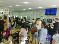 Work wanted, barbers and hairdressers