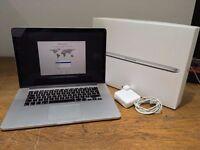 """Apple MacBook Pro Retina 15.4"""" Mid-2014 2.5GHz i7 GT750M 512GB SSD 16GB RAM"""