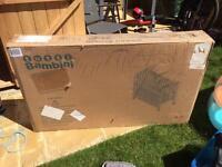 New cot in box