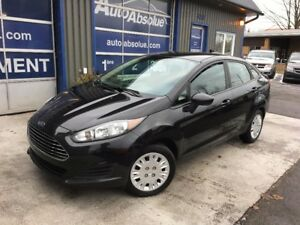 2015 Ford Fiesta S + A/C