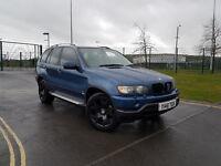 BMW X5 3.0i Auto 4x4,LPG CONVERTED GAS!!!Cheap to run!!! 07512555462!!!!