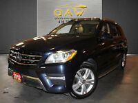2012 Mercedes-Benz M-Class ML350 BlueTEC Navigation DVD Rear Cam