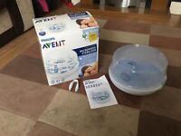 Philips AVENT microwave steriliser.