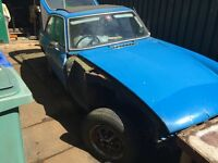 Mgb gt for spares
