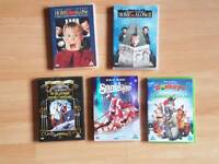 5 Christmas Dvds