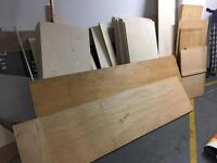 Bulk lot Wood pieces