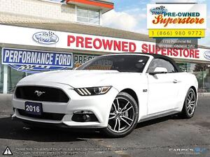 2016 Ford Mustang GT Premium >>> Leather, automatic,  NAV<<<