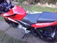 Honda cbf 125...2009..12 months mot..