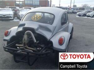 1966 Volkswagen Beetle RUN'S GOOD--HARD TO FIND BUG