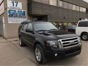 2012 Ford Expedition Limited NAV/DVD rear cam 8 pass.