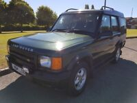 Land rover auto twin sun roof 7 seater