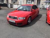 2004 Audi A4 tdi mot march 18 £1195 Ono r swap for smaller 4 door car