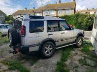 Landrover Discovery SPARES OR REPAIR