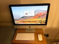 """IMAC MID 2010 21.5"""" 1TB STORAGE,4GB RAM,3.06GHZ I3,EXCELLENT CONDITION FULL WORKING ORDER,"""