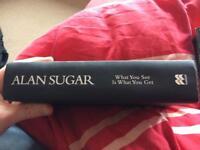 Alan Sugars Autobiography