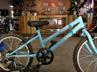 terrain sierra girls bike - great condition