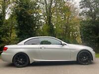 Stunning BMW 335i M Sport Twin Turbo Convertible, Great spec, Pristine example