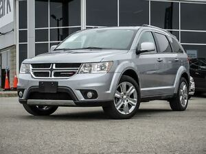 2015 Dodge Journey Limited| Heated Seats + Steering Wheel| DVD|