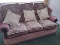 Two settees FREE