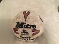 Signed 1995 swfc football reduced