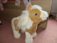 fur real baby butterscotch pony