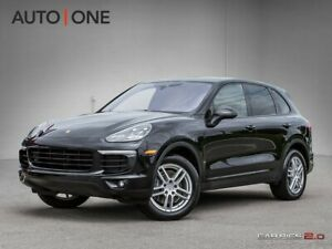 2016 Porsche Cayenne AMAZING OPTIONS | SPORTS SEATS