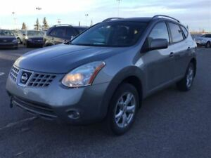 2009 Nissan Rogue SL | Leather | Heated Seats | Sunroof