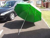 Storm proof fishing umbrella 70 inch bargain £10.00
