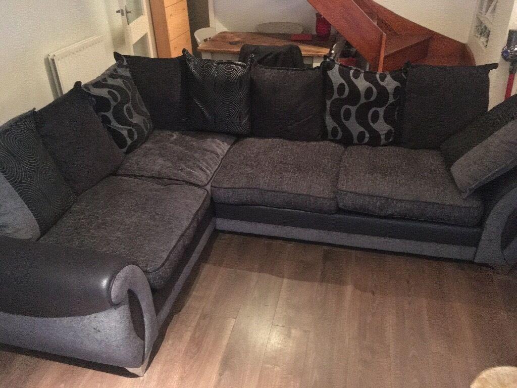 Dfs Alessa Corner Sofa In Alton Hampshire Gumtree
