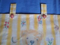 Beautiful Pair of Nursery/Child's Bedroom Curtains