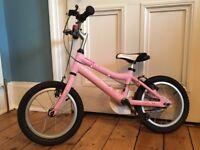 Girl / Child Ridgeback Honey MX14 starter bike