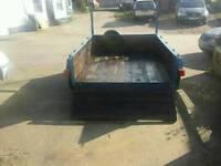 8×5ft twinwheel trailer