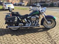 Harley Davidson 1340 heritage