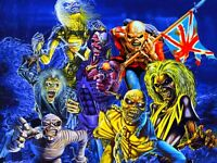 Musicians wanted to form Iron Maiden tribute band.