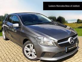 Mercedes-Benz A Class A 180 D SPORT EXECUTIVE (grey) 2017-09-01