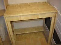 TWO Ikea Desks. In Great Condion. Assembled. Buy ONE Or TWO