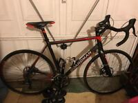 Reduced - Boardman Road Comp with Shimano Cycle Shoes
