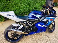 Suzuki gsxr k5 600 superb condition