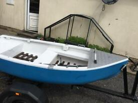 FISHING BOAT FOR SALE WITH YAMAHA ENGINE