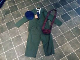 Boys Evacuee\Wartime Costume