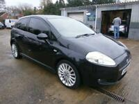 ** NEWTON CARS ** 06 FIAT GRANDE PUNTO 1.4 SPORTING 16v, 3 DR, GOOD OVERALL, FULL MOT SUPPLIED, CALL