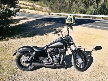 2017 Harley Davidson Streetbob